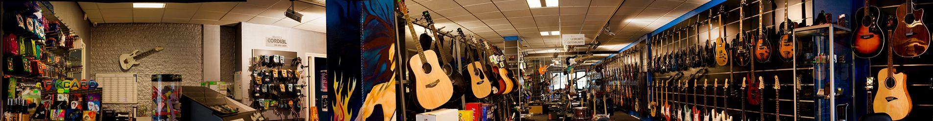 gitaar winkel almelo