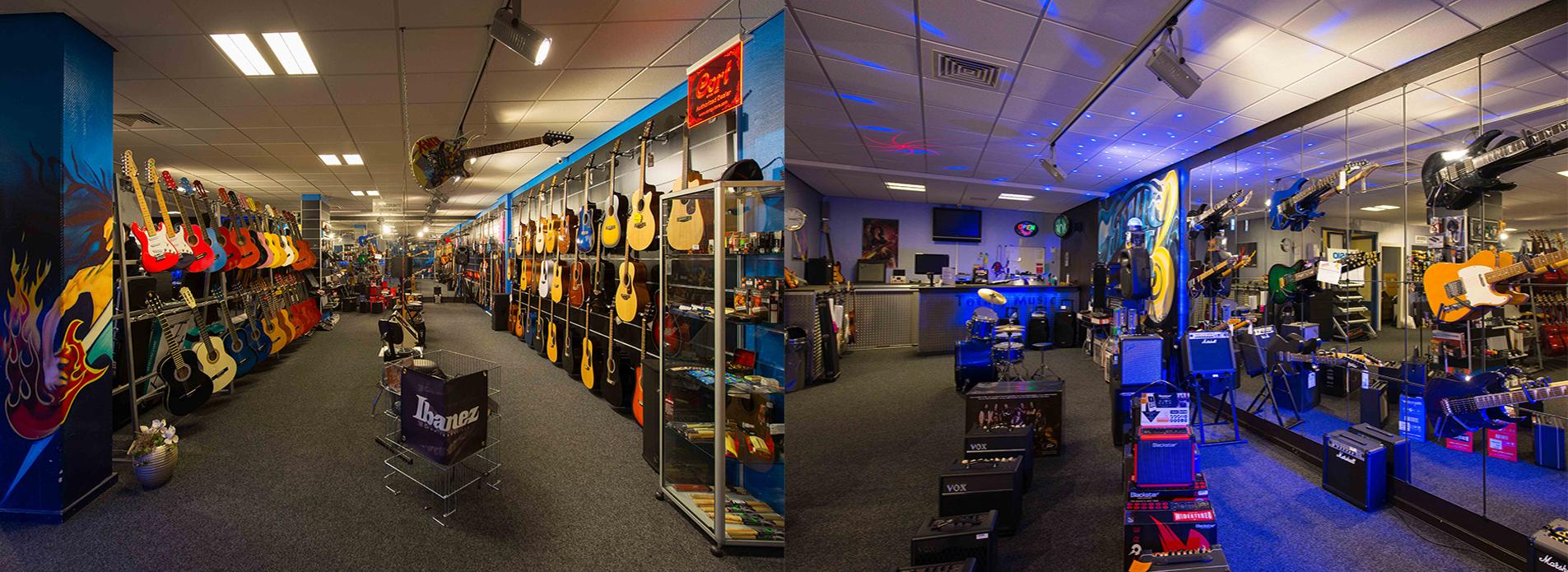 gitaarwinkel almelo